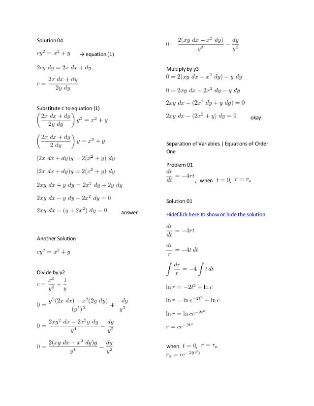 differential equation and boundary value problems solutions manual