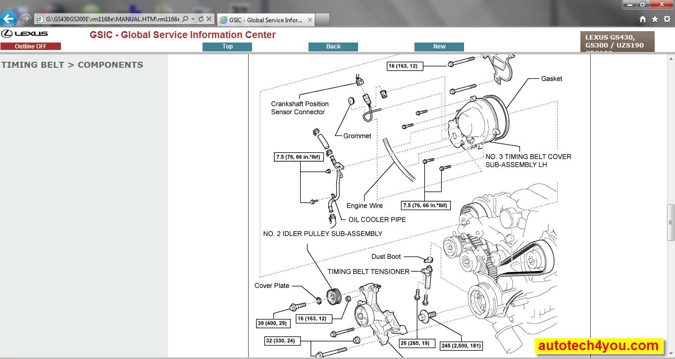 lexus is 350 owners manual