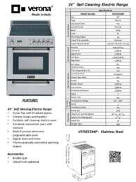 five star range repair manual