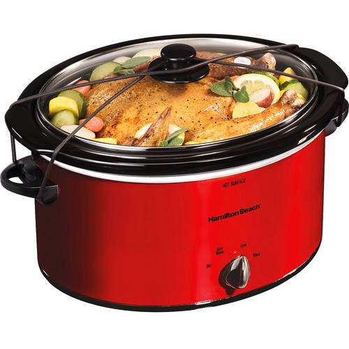 hamilton beach 4 quart slow cooker manual