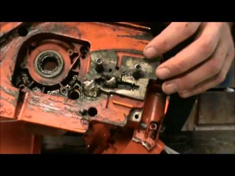 husqvarna 41 air injection chainsaw manual