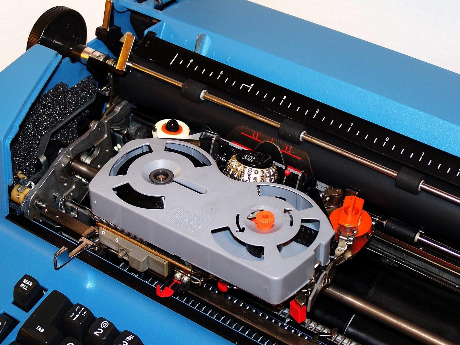 ibm selectric parts and adjustment manual