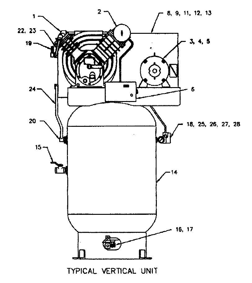 ingersoll rand air compressor 2475n7 5 manual