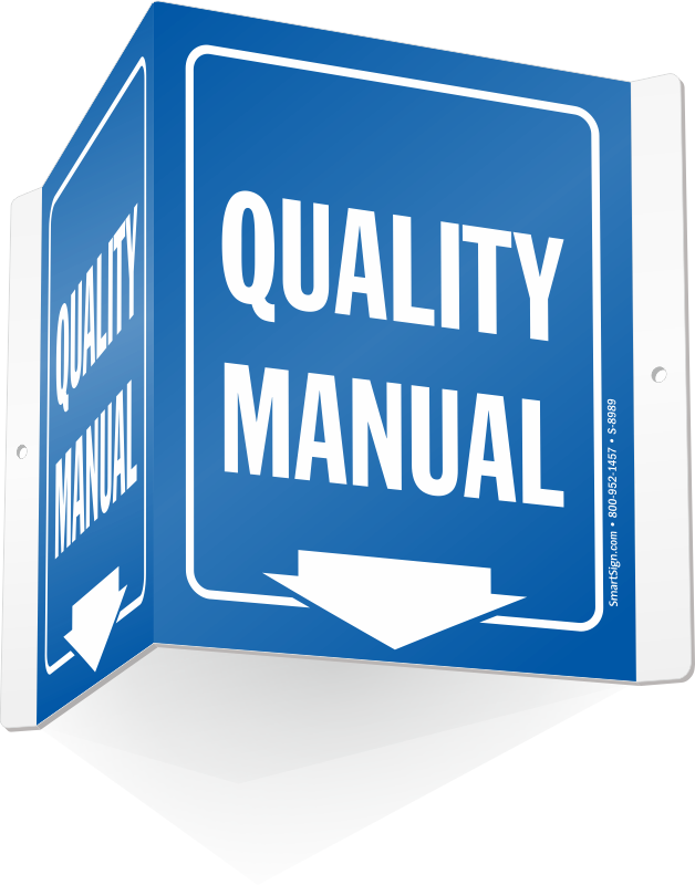 iso 9001 quality manual free download pdf