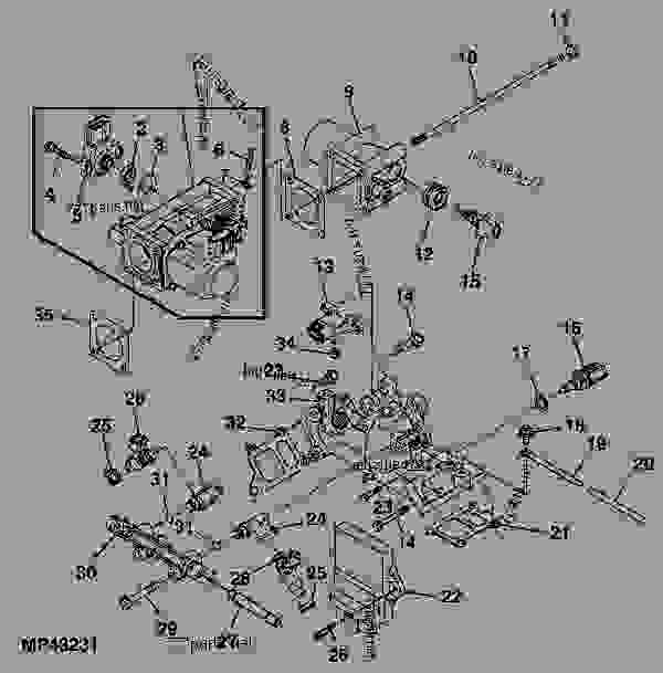 john deere gator 6x4 technical manual