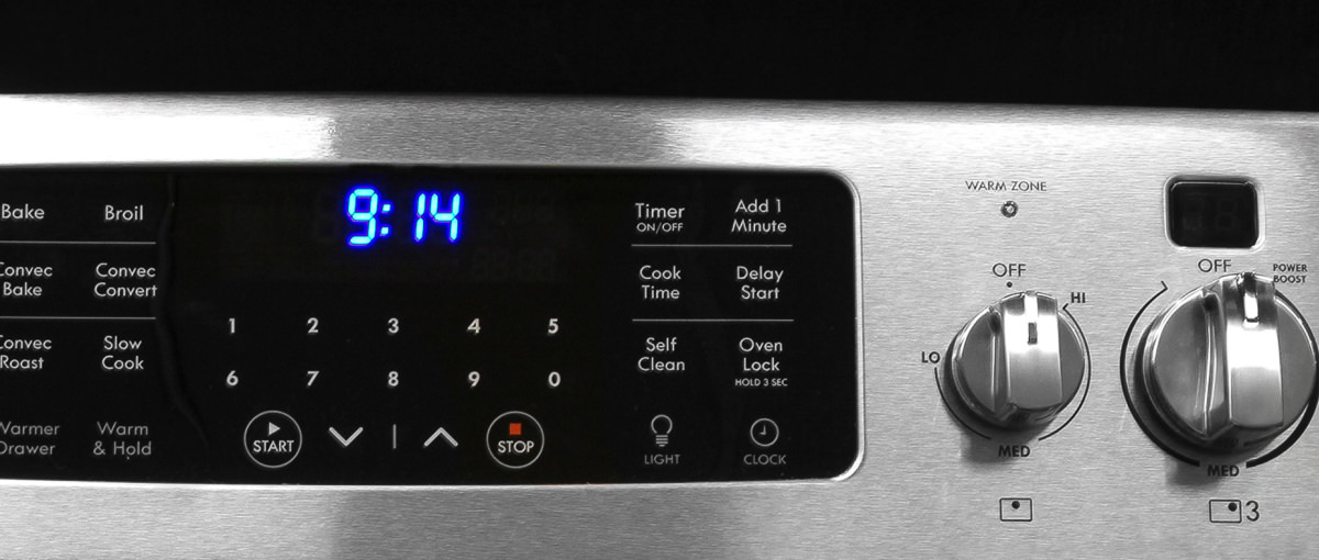 kenmore elite induction range manual