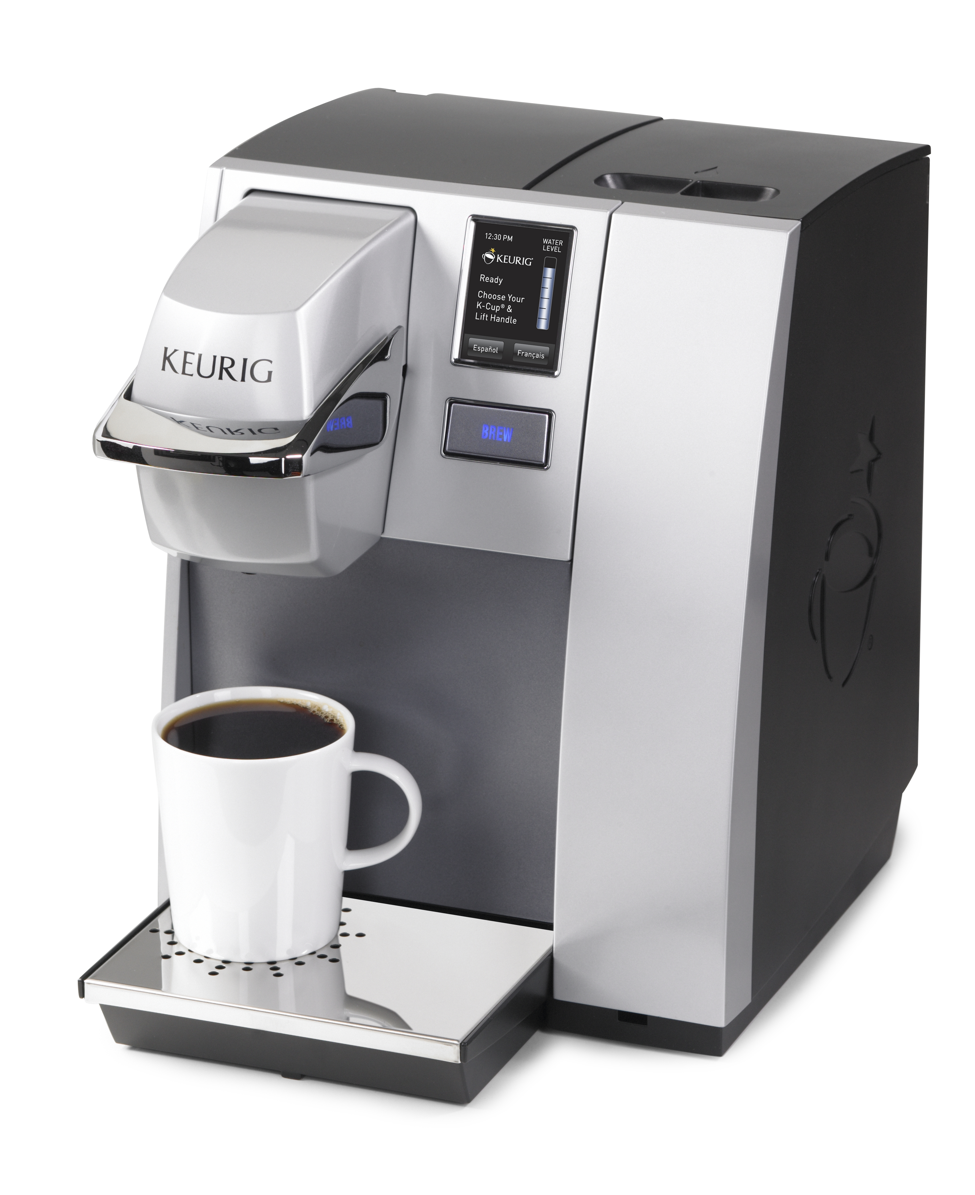 keurig k cup instruction manual