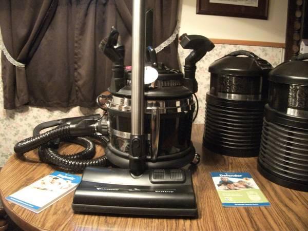 majestic filter queen vacuum manual