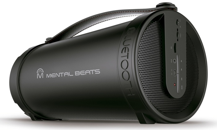 mental beats portable bluetooth speaker manual