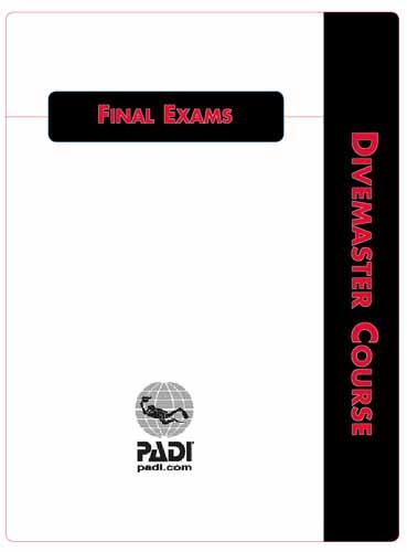 padi divemaster manual free download
