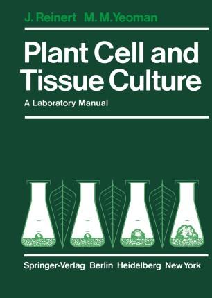 plant tissue culture laboratory manual