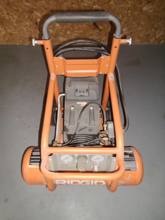 ridgid mobil air compressor manual