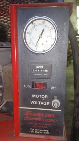 snap on low amp probe manual