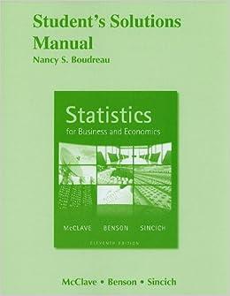 statistics james mcclave solutions manual pdf