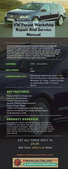 vw passat repair manual free download