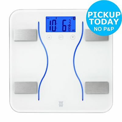 weight watchers glass body analysis scale manual